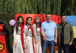 Національні меншини привітали місто Черкаси з днем народження