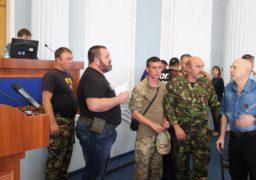 Військові Черкащини вимагають спростити процедуру отримання землі