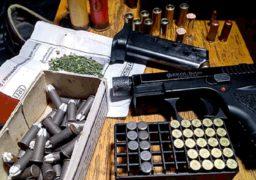 Черкащанин зберігав удома зброю, боєприпаси та наркотики
