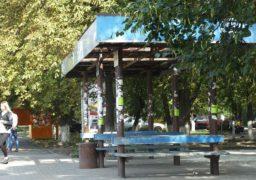 Зупинка на вул. Чорновола потребує оновлення