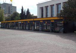 Стало відомо, коли квіткові павільйони зникнуть із площі ім. Т. Шевченка