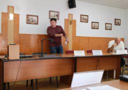 Скандал та погрози на засіданні міськвиконкому