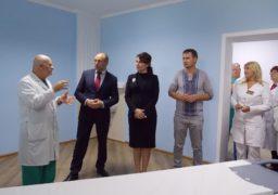 Народний депутат України Ірина Сисоєнко зустрілась з колективом Третьої міської лікарні