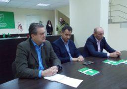 Народні депутати від партії «УКРОП» зібрали в Черкасах прес-конференцію