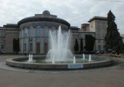 Попри похолодання фонтани у Черкасах досі працюють