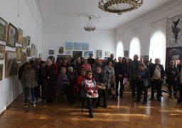 Найтитулованіші художники Черкас влаштували спільну виставку