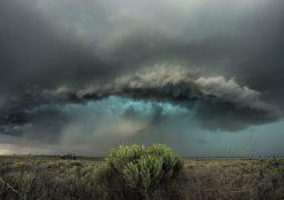 На Черкащину насувається активний циклонічний вихор