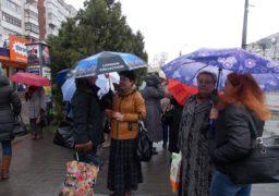 Перший день канікул педагогічний колектив ЗОШ №28 провів у Мошнах