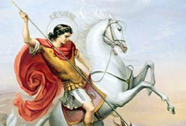 Ікону та мощі Святого Георгія Побідоносця привезуть в Черкаси