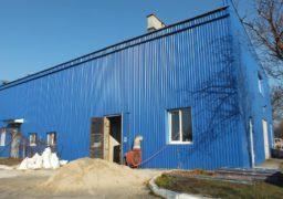 «Черкасиводоканал» реконструює головну каналізаційну насосну станцію