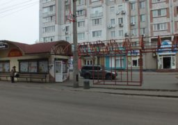 У Черкасах на зупинці «Пушкіна» з᾽явиться іще один кіоск