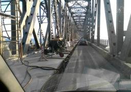 Рух автотранспорту по мосту через Дніпро 20 грудня буде закрито з 9.00 до 16.00