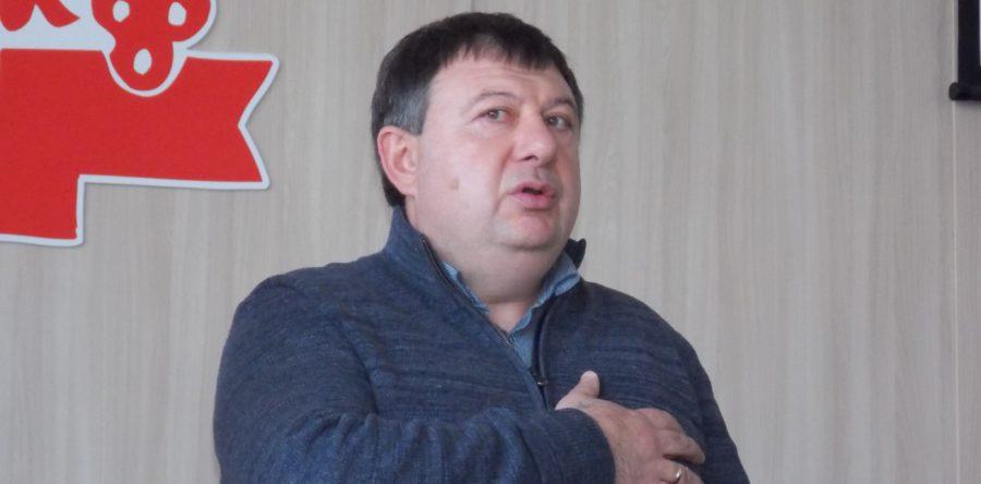 «У Черкаській міськраді є одна проблема – це Олександр Радуцький», – депутат Карась