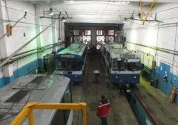 У «Черкасиелектротрансі» показали, як «живуть» міські тролейбуси