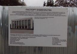Тривають роботи з реконструкції Черкаського драмтеатру