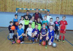 Депутат Черкаської міськради побував на тренуванні юних футболістів
