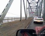 На мосту через Дніпро 22 листопада ввечері можливі затримки у русі автотранспорту на 1 годину