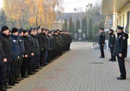 Поліцейська ротація: загін черкаських правоохоронців попрямував на Схід