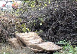 Комунальники не встигають ліквідовувати стихійні смітники у середмісті Черкас