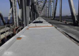 Роботи з реконструкції мосту через Дніпро невдовзі завершаться