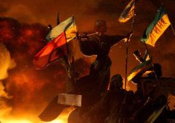 Перші особи Черкас поклали квіти до Пам'ятника Борцям за волю України