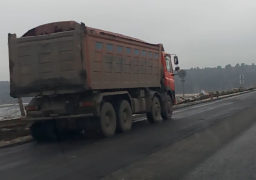 На дамбі через Дніпро завершуються ремонтні роботи