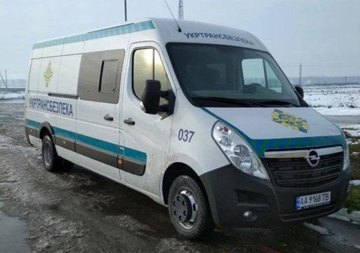 Управління Укртрансбезпеки у Черкаській області отримало 3 сучасні спеціалізовані мобільні лабораторії з габаритно-вагового контролю