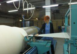 Прихильників ткацької справи кличуть на роботу в Черкаський шовковий комбінат