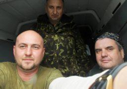 Черкаським журналістам вручили медаль «За оборону Волновахи»