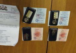 Бійцям батальйону «Черкаси» вручили медалі «За оборону Волновахи»