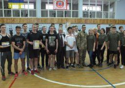 У Черкасах відбулася міжшкільна спартакіада з військової підготовки