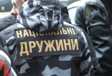 Активісти Нацкорпусу пройшли маршем непокори середмістям Черкас