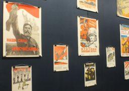 «Back in the U S S R » у Черкаському музеї відкрили тематичну виставку