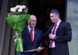 Черкаський олімпієць святкує 80-річний ювілей