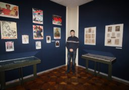 """""""Війна агіток"""": Черкаський музей презентує унікальну виставку"""