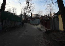 Дніпровські схили у Черкасах під загрозою руйнації