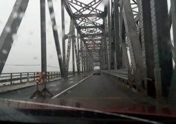 Рух автотранспорту по мосту через Дніпро 13 та 14 січня здійснюватиметься без обмежень