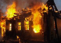 У Драбівцях Золотоніського району під час пожежі чоловік отримав опіки І-ІІ ступеня