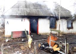 У Корсунь-Шевченківському районі під час пожежі в будинку загинув господар
