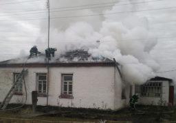 У Городищенському районі під час пожежі трагічно загинула літня господарка