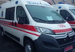 Наприкінці року автопарк Обласного центру екстреної медичної допомоги та медицини катастроф поповнився вісьмома новими автомобілями