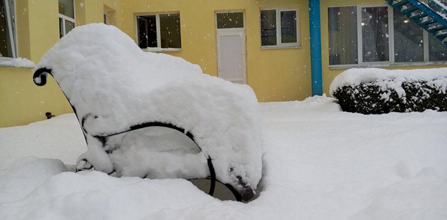 Кількість снігу у деяких населених пунктах області досягла критеріїв стихії – ДСНС