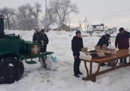 Черкаський транспорт перебуває на примусовому відстої на Кіровоградщині