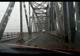 6 січня на мосту діяв реверс, але не було ждного будівельника. Водії обурені.