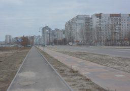 Реконструкція вул. Героїв Дніпра: у Черкасах будують європейську транспортну артерію