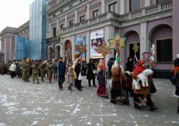 У Черкасах відбулася святкова хода «Різдвяні зорі»