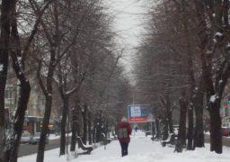 У Черкасах справжня зима – ЧЕЛУАШ працює у посиленому режимі