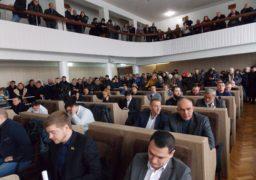 Черкаські профспілки вимагають розпуску міської ради