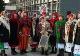 У Черкасах відбувся обласний фестиваль вертепів, колядок та щедрівок
