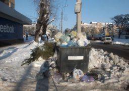 Черкаси тонуть у смітті – вивозити нічим